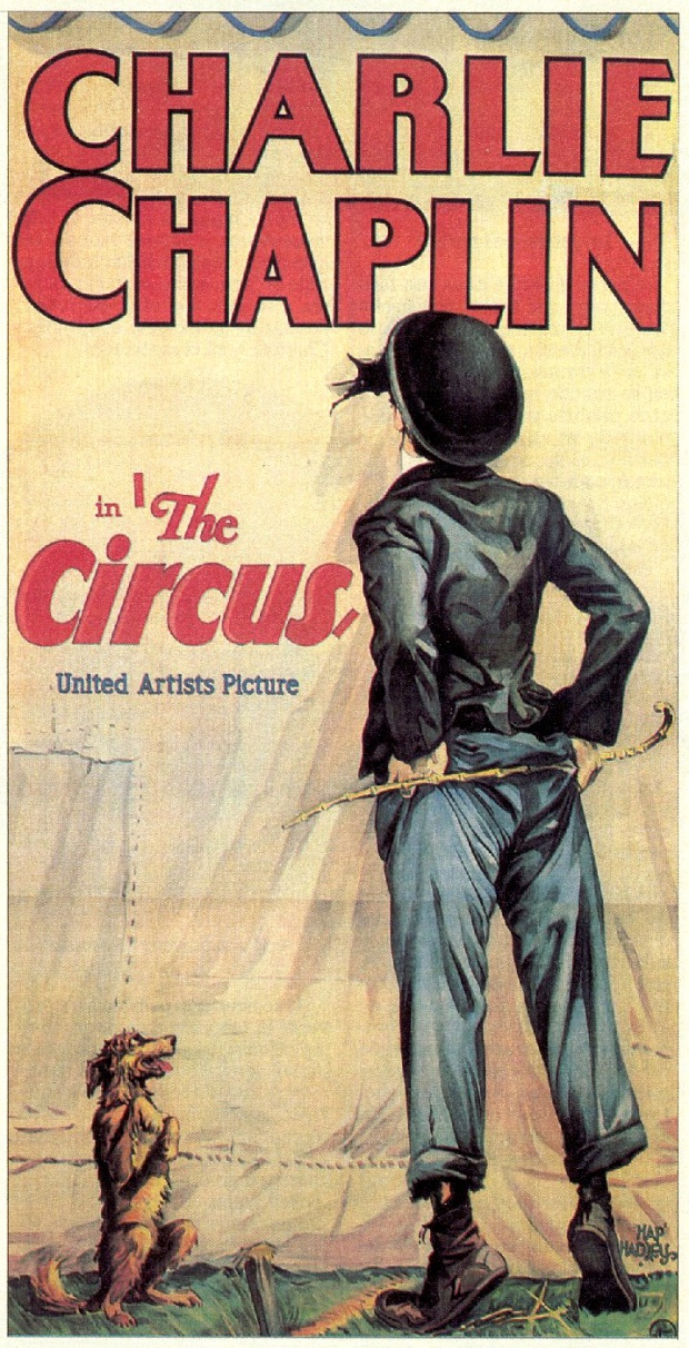 Poster - Circus, The_08